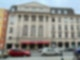 Die Hansa-Studios und der Meistersaal von außen