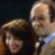 "Kate Bush & Alfred Biolek (09.02.1978 in der Sendung ""BIO's Bahnhof"")"