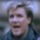 "Simon Le Bon im Duran Duran-Musikvideo zu ""New Moon On Monday"" (1984)"